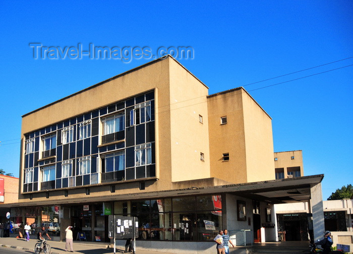 malawi34: Blantyre, Malawi: Post Office - Glynn Jones Road - Malawi Posts Corporation - photo by M.Torres - (c) Travel-Images.com - Stock Photography agency - Image Bank