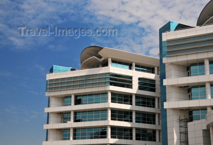 malawi50: Blantyre, Malawi: National Bank HQ - Hanover Avenue and Henderson Street, Central Business District (CBD) - designed by MOD Chartered Architects - photo by M.Torres - (c) Travel-Images.com - Stock Photography agency - Image Bank