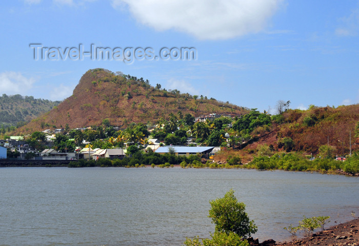 mayotte54: Labattoire, Petite-Terre, Mayotte: seen from Blv des Crabes - Vasière des Badamiers - photo by M.Torres - (c) Travel-Images.com - Stock Photography agency - Image Bank