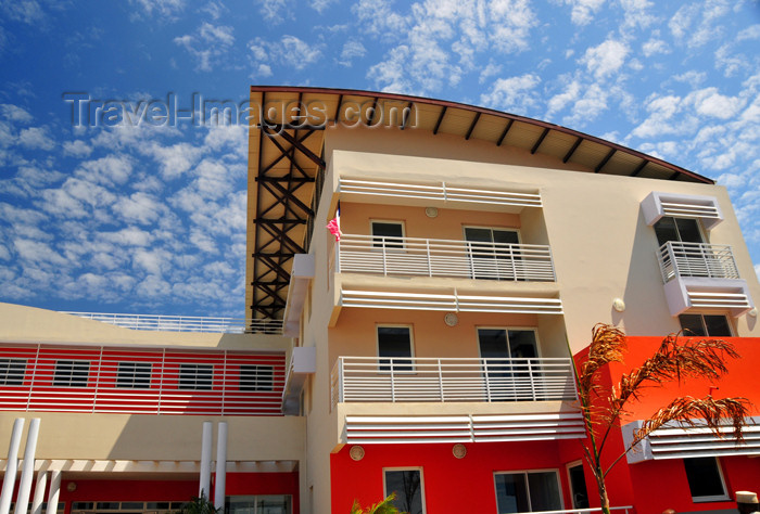 mayotte79: Mamoudzou, Grande-Terre / Mahoré, Mayotte: civil administration building - photo by M.Torres - (c) Travel-Images.com - Stock Photography agency - Image Bank