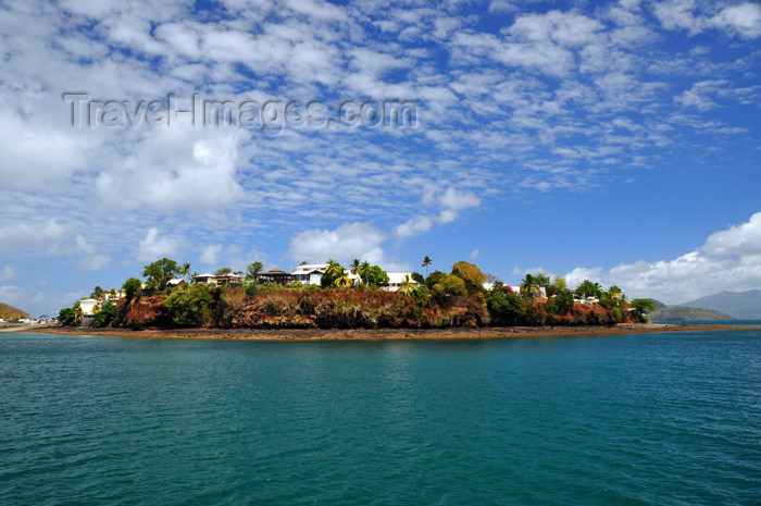mayotte82: Dzaoudzi, Petite-Terre, Mayotte: from the Ocean - photo by M.Torres - (c) Travel-Images.com - Stock Photography agency - Image Bank
