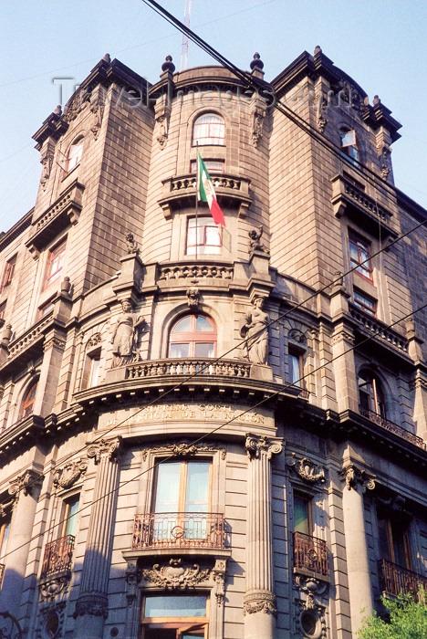 mexico28: Mexico City: the High Court / Suprema Corte de Justicia de la Nación - photo by M.Torres - (c) Travel-Images.com - Stock Photography agency - Image Bank