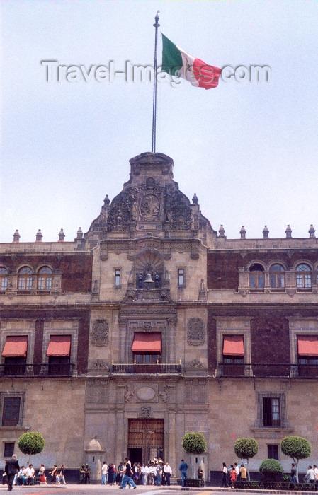 mexico39: Mexico City: National Palace - Zocalo / Palacio Nacional - photo by M.Torres - (c) Travel-Images.com - Stock Photography agency - Image Bank
