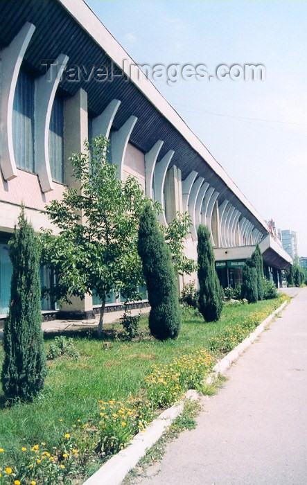 moldova8: Chisinau / Kishinev, Moldova: sports centre - 1980 Olympics - photo by M.Torres - (c) Travel-Images.com - Stock Photography agency - Image Bank