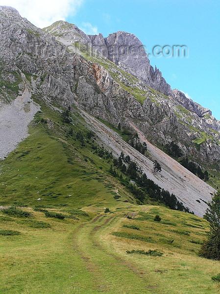 dinaric alps map. range - Dinaric Alps