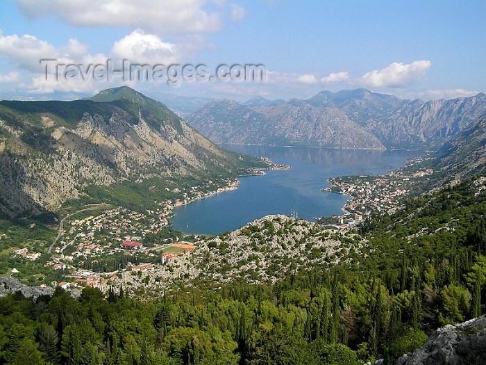 Montenegro crna gora boka kotorska almost a fjord in for Fjord agency