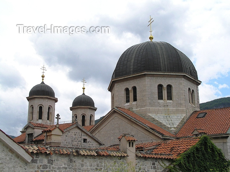 montenegro18: Montenegro - Crna Gora  - Kotor: church of  St. Nicholas / Sv. Nikola - photo by J.Kaman - (c) Travel-Images.com - Stock Photography agency - Image Bank