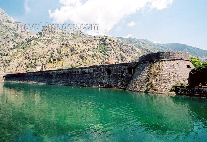 montenegro5: Montenegro - Crna Gora - Kotor: in the moat - photo by M.Torres - (c) Travel-Images.com - Stock Photography agency - Image Bank