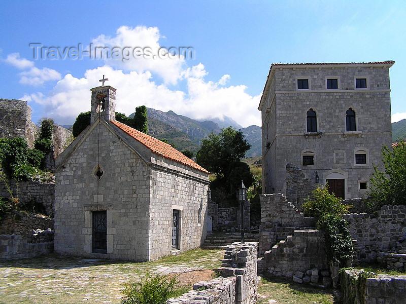 Crna gora bar montenegro crna gora stari bar chapel photo by j