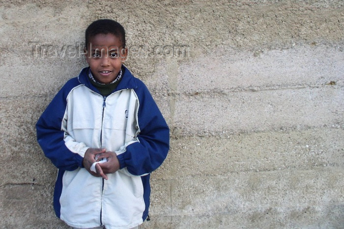 moroc170: Morocco / Maroc - Fez: African boy - photo by J.Kaman - (c) Travel-Images.com - Stock Photography agency - Image Bank