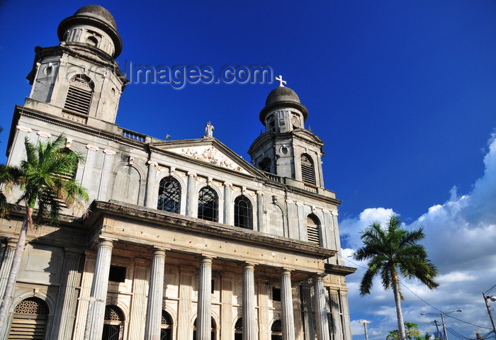 nicaragua68: Managua, Nicaragua: Old Metropolitan Cathedral - built in concrete and steel and designed by the engineer Pablo Dambach - Antigua Catedral de Santiago de Managua - photo by M.Torres - (c) Travel-Images.com - Stock Photography agency - Image Bank