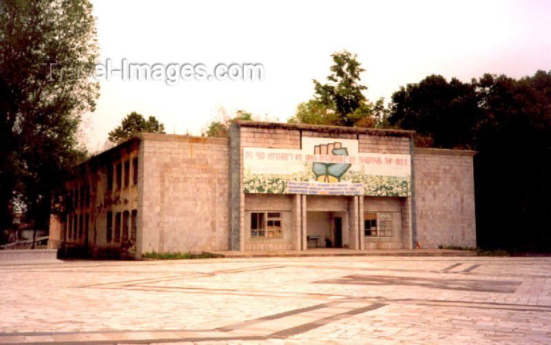 nk24: Nagorno Karabakh - Shusha: civic centre (photo by M.Torres) - (c) Travel-Images.com - Stock Photography agency - Image Bank