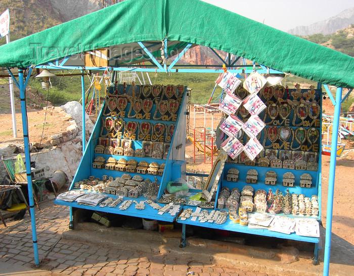 pakistan152: Jhelum District, Punjab, Pakistan: Khewra Salt Mines - Kitsch souvenirs - photo by D.Steppuhn - (c) Travel-Images.com - Stock Photography agency - Image Bank