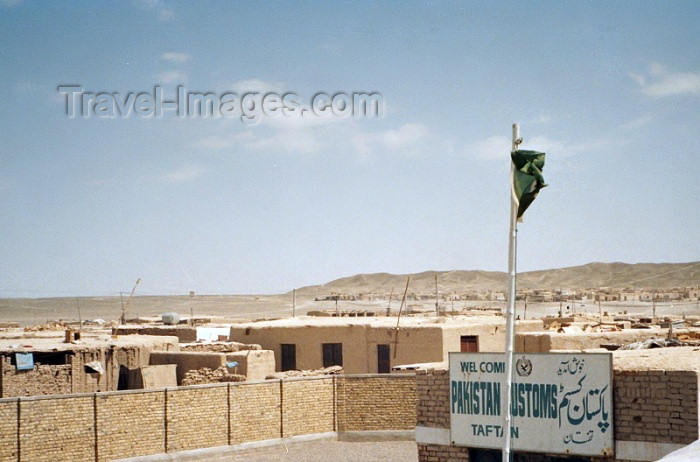 pakistan42: Pakistan - Mirjave/Taftan - Baluchistan: Pakistani border-point with Iran - photo by J.Kaman - (c) Travel-Images.com - Stock Photography agency - Image Bank