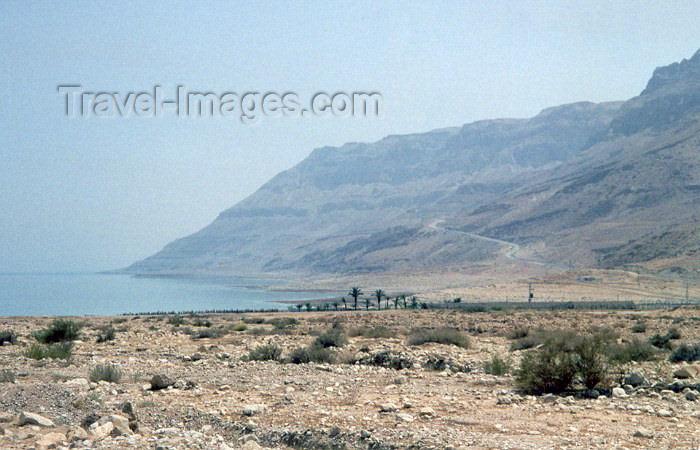 palest1: Palestine - West Bank - Mezoqe Deragot: Dead Sea (photo by Miguel Torres) - (c) Travel-Images.com - Stock Photography agency - Image Bank