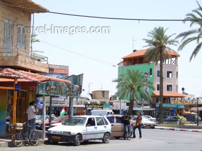 palest5: Palestine - West Bank - Jericho: the central square - Palestinian life - photo by M.Bergsma - (c) Travel-Images.com - Stock Photography agency - Image Bank