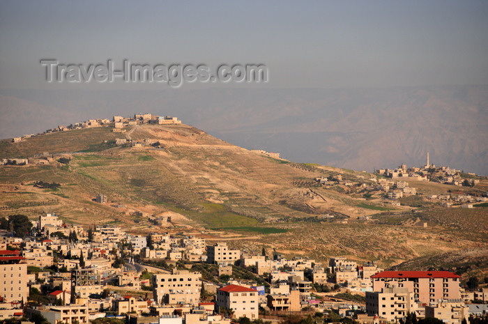 palest75: Bethlehem, West Bank, Palestine: suburbs and hilly terrain on the edge of the desert - photo by M.Torres - (c) Travel-Images.com - Stock Photography agency - Image Bank