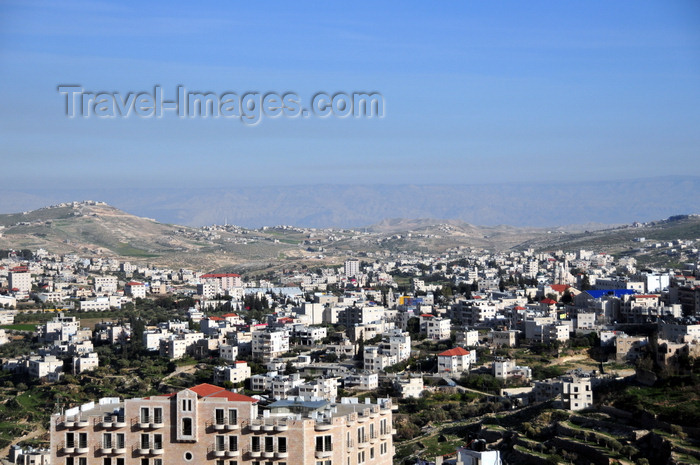 palest76: Bethlehem, West Bank, Palestine: growing suburbs - photo by M.Torres - (c) Travel-Images.com - Stock Photography agency - Image Bank