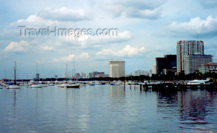 phil8: Philippines - Manila / MNL : at the marina - photo by M.Torres - (c) Travel-Images.com - Stock Photography agency - Image Bank