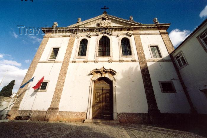 portugal-se133: Portugal - Setúbal: São Sebastião church / igreja de S.Sebastião - photo by M.Durruti - (c) Travel-Images.com - Stock Photography agency - Image Bank