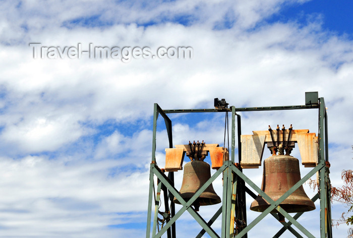 reunion202: Saint-Denis, Réunion: Holy Saviour cathedral - steel campanile  - photo by M.Torres - (c) Travel-Images.com - Stock Photography agency - Image Bank