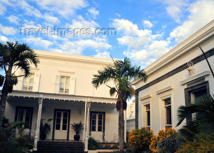 reunion247: Saint-Denis, Réunion: old building Banque de la Réunion - rue Jean Chatel - photo by M.Torres - (c) Travel-Images.com - Stock Photography agency - Image Bank