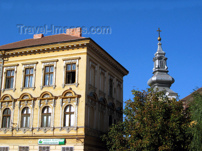 romania59: Romania - Timisoara: Austro-Hungarian architecture - photo by *ve - (c) Travel-Images.com - Stock Photography agency - Image Bank