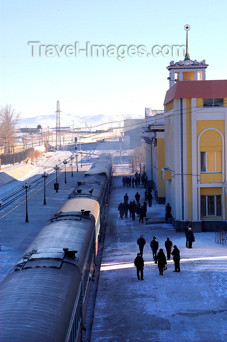 russia26: Zabaykalsk, Zabaykalsky Krai, Siberian Federal District, Russia: railroad border station - Trans-Siberian Railway - photo by B.Cain - (c) Travel-Images.com - Stock Photography agency - Image Bank