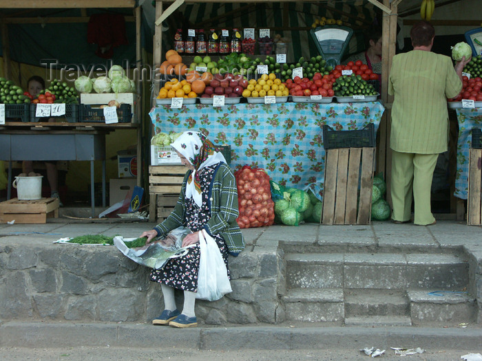 russia447: Russia - Udmurtia - Izhevsk: market - photo by P.Artus - (c) Travel-Images.com - Stock Photography agency - Image Bank