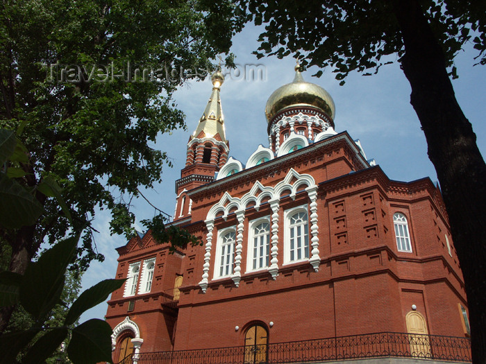 russia451: Russia - Udmurtia - Izhevsk: Kazansky Church - photo by P.Artus - (c) Travel-Images.com - Stock Photography agency - Image Bank
