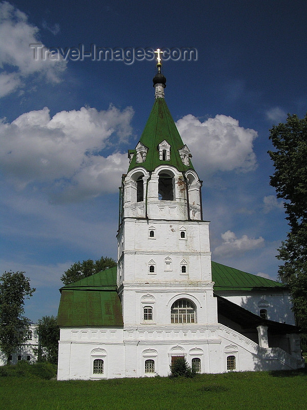 russia510: Russia - Alexandrov - Vladimir oblast: convent - photo by J.Kaman - (c) Travel-Images.com - Stock Photography agency - Image Bank
