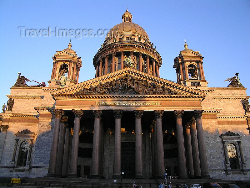 russia710: Russia - St Petersburg: St Isaac's Cathedral - photo by J.Kaman - (c) Travel-Images.com - Stock Photography agency - Image Bank