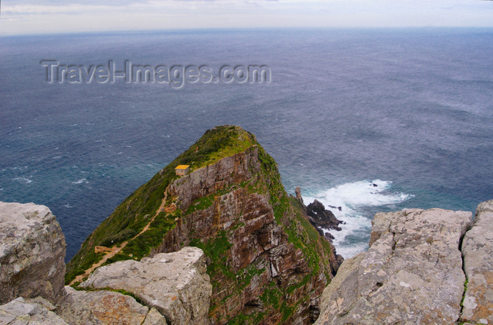 safrica125: South Africa - Cape Point - photo by B.Cain - (c) Travel-Images.com - Stock Photography agency - Image Bank