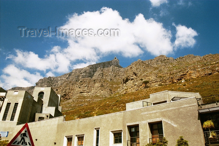 safrica88: South Africa - Cape Town: Table Mountain cable way - photo by J.Stroh - (c) Travel-Images.com - Stock Photography agency - Image Bank