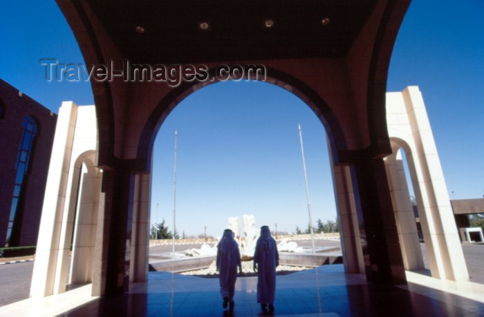 saudi-arabia15: Saudi Arabia - Asir province - Abha: the Intercontinental Hotel (photo by F.Rigaud) - (c) Travel-Images.com - Stock Photography agency - Image Bank