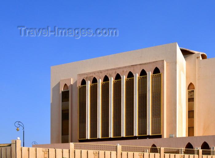 saudi-arabia85: Saudi Arabia - Riyadh: Palace of Justice (photo by F.Rigaud) - (c) Travel-Images.com - Stock Photography agency - Image Bank