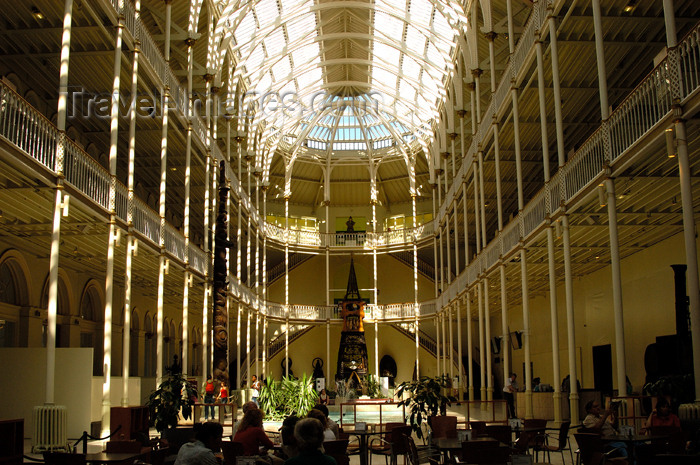 scot121: Scotland - Edinburgh: Interior shot of the Royal Museum of Scotland - photo by C.McEachern - (c) Travel-Images.com - Stock Photography agency - Image Bank