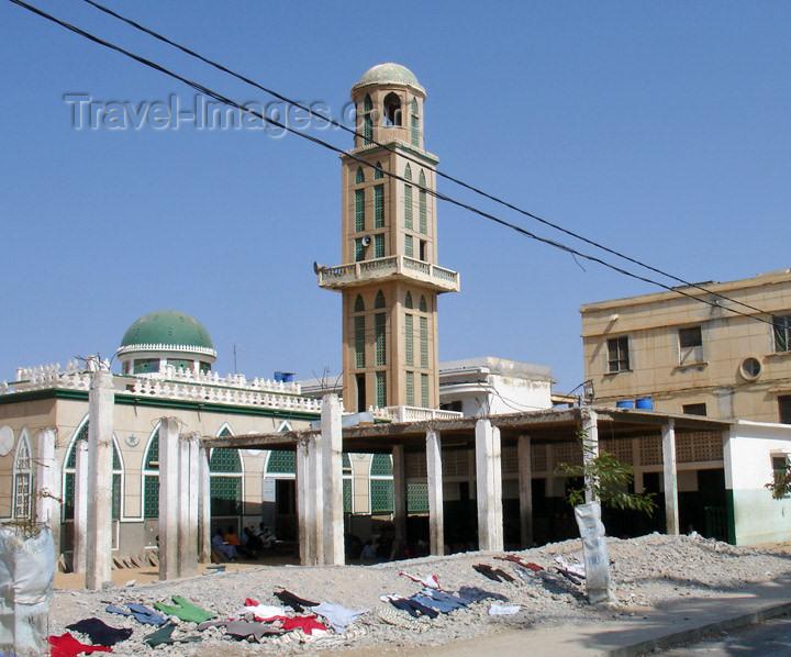 senegal78: Senegal - Saint Louis: Mosque - photo by G.Frysinger - (c) Travel-Images.com - Stock Photography agency - Image Bank
