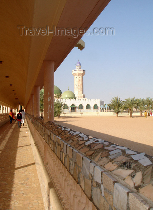 senegal80: Senegal - Touba - Great mosque - one of the most prominent Sufi orders in Senegal, Muridiyya, is based in the city - photo by G.Frysinger - (c) Travel-Images.com - Stock Photography agency - Image Bank