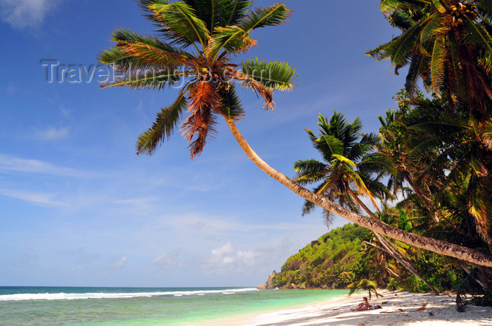 seychelles136: Mahe, Seychelles: Anse Baleine - a beach as you dreamed - photo by M.Torres - (c) Travel-Images.com - Stock Photography agency - Image Bank