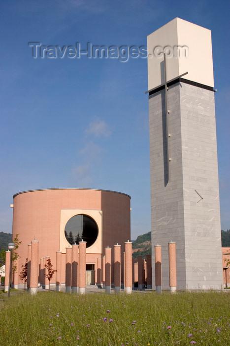 slovenia113: Church of sv. Resnjega Telesa, district of Podutik, Ljubljana, Slovenia - photo by I.Middleton - (c) Travel-Images.com - Stock Photography agency - Image Bank
