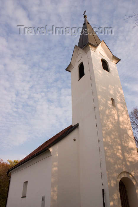 slovenia322: Slovenia - Brezice: church of Sv. Vid on the hill of Sentvid overlooking the town - photo by I.Middleton - (c) Travel-Images.com - Stock Photography agency - Image Bank