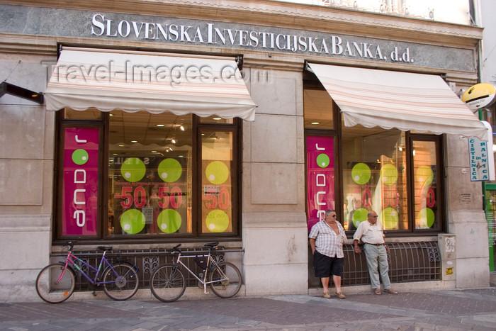 slovenia44: Slovenian Investment Bank - Slovenska Investicijska Banka (SIB) - Ljubljana - photo by I.Middleton - (c) Travel-Images.com - Stock Photography agency - Image Bank
