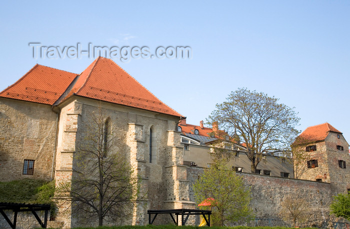 slovenia457: Synagogue, Lent , Maribor , Slovenia .   - photo by I.Middleton - (c) Travel-Images.com - Stock Photography agency - Image Bank