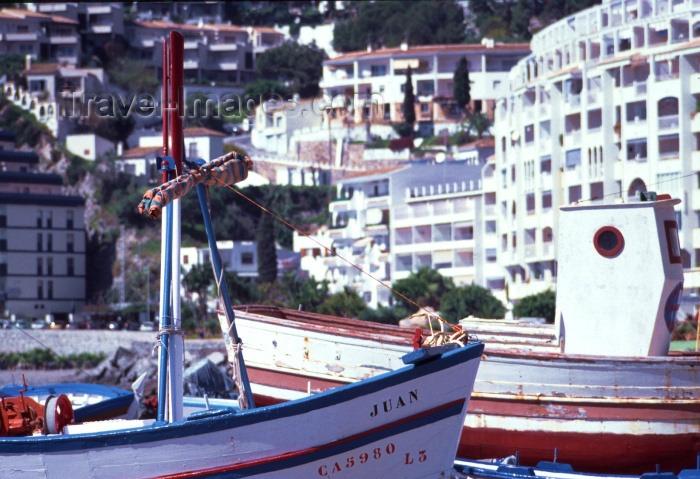 spai186: Spain / España - Salobreña (provincia de Granada): boats - photo by F.Rigaud - (c) Travel-Images.com - Stock Photography agency - Image Bank