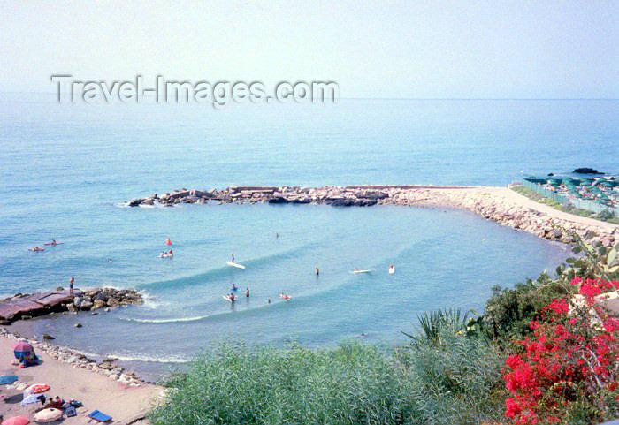 spai24: Spain / España - Torremolinos / UTL (provincia de Malaga): on the Mediterranean sea - photo by M.Torres - (c) Travel-Images.com - Stock Photography agency - Image Bank