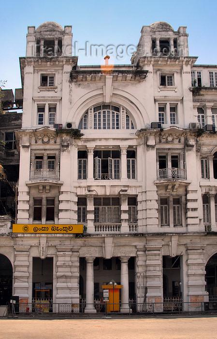 sri-lanka183: Colombo, Sri Lanka: Grand Oriental Hotel - York st., Fort - photo by M.Torres - (c) Travel-Images.com - Stock Photography agency - Image Bank