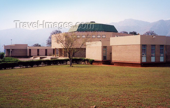 Swaziland - Lobamba: the Kingdom's bicameral Parliament - the ...