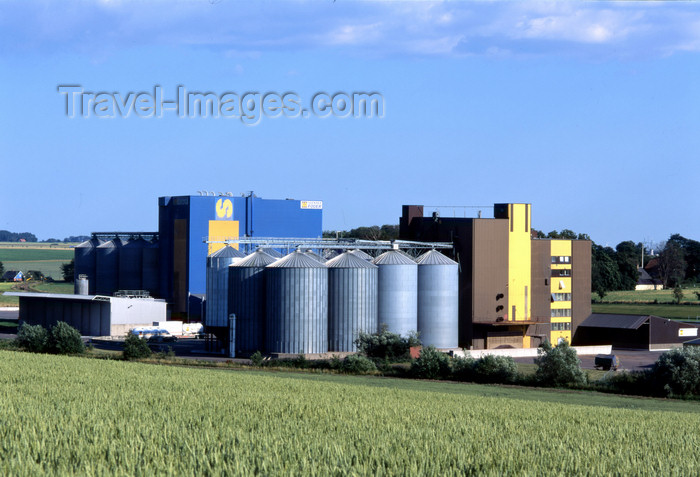 sweden134: Vastra Gotaland County, Sweden - flour mill - photo by A.Bartel - (c) Travel-Images.com - Stock Photography agency - Image Bank