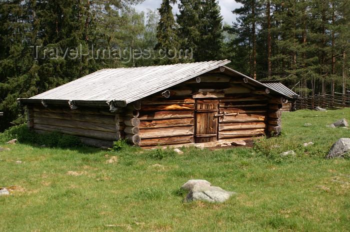 sweden85: Älvdalen, Dalarnas län, Sweden: small ecological farm - photo by A.Ferrari - (c) Travel-Images.com - Stock Photography agency - Image Bank
